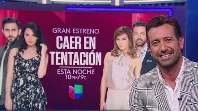 Las intrigas, el deseo y la infidelidad llegan a Univision con 'Caer en tentación'