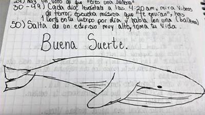 """Cómo prepararse para enfrentar el perverso juego de """"La ballena azul"""""""