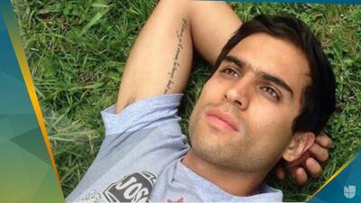 Él es Axel Arenas, el actor mexicano acusado de asesinar a una ciudadana argentina en un hotel
