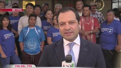Anuncian cancelación de TPS para salvadoreños