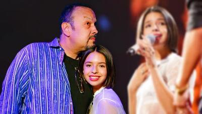Preservando a la dinastía: Ángela Aguilar conquista los ensayos de Premios Juventud acompañada de su mejor coach, Pepe Aguilar