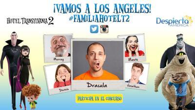 'Hotel Transylvania 2' y Despierta te llevan a Los Ángeles