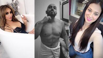 En la tina, sin ropa y hasta con elote: así pasaron ellos el Día de San Valentín