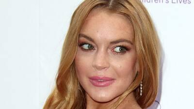 Lindsay Lohan no pudo adquirir ninguna marca para promocionar su cumpleaños