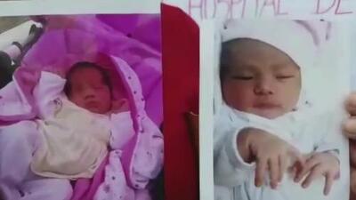 La pesadilla de una madre a quien le entregaron a la bebé equivocada en el hospital