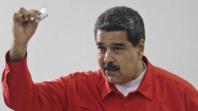 """Maduro crea el Petro, la moneda virtual con la que promete """"salvar"""" a Venezuela del bloqueo financiero de EEUU"""