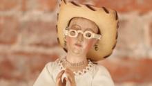 En Ciudad de México surge un nuevo culto: una 'santa' que protege contra la gentrificación