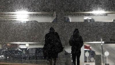 Vuelve el frío: una nueva tormenta con agua, hielo y nieve afectará a 200 millones de personas