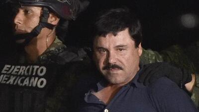 Gobierno mexicano busca extraditar a El Chapo