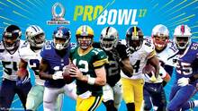 NFL anuncia jugadores seleccionados al Pro Bowl 2017