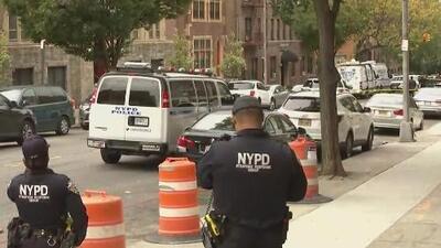 Policía de Nueva York revela detalles del tiroteo en el que un conductor murió baleado