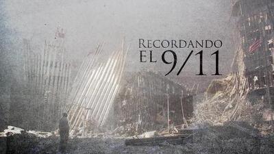 Imposible olvidar lo que sucedió el 9/11