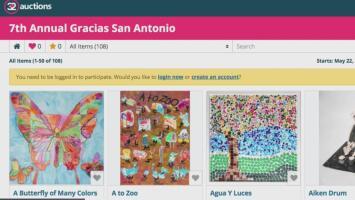 Subastan obras de arte para poder ayudar a niños en situación vulnerable
