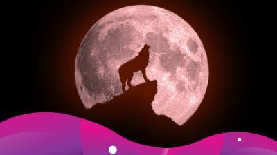 Así te afectará el gran eclipse de Luna de 'sangre de lobo'
