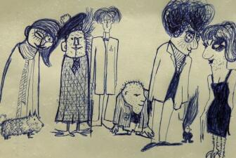 Subastan dibujos y manuscritos de John Lennon