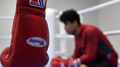 El mexicano Raúl Curiel, eliminado de boxeo sin pelear por fallar el examen médico