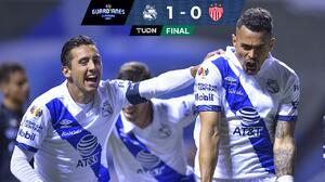 El show de Malagón evitó goleada histórica del Puebla a Necaxa
