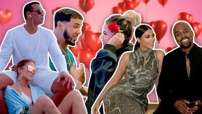 Desde conciertos privados hasta camionetas: así celebraron San Valentín los famosos