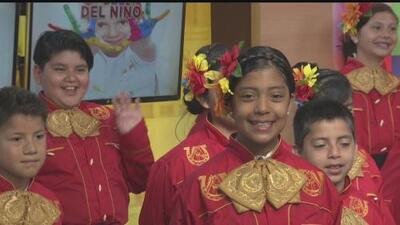 """Feliz Día del Niño: los niños aprenden a expresarse a través del arte en """"El Arte de Amar"""""""