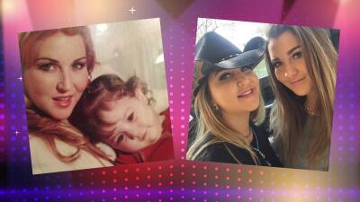 Mira cómo ha crecido Melanie, la bella hija de Alicia Villarreal y Arturo Carmona
