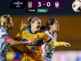 Resumen | Tigres Femenil se impone contundentemente 3-0 a Pachuca