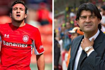 Choques entre DTs y jugadores de la Liga MX
