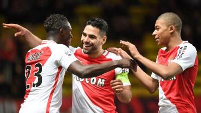 El 'Tigre' volvió a rugir, Falcao anotó doblete en el triunfo de Mónaco por 5-0 sobre Metz