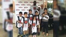 Ofrecen gratis útiles escolares en el centro comunitario del Salvation Army en Raleigh