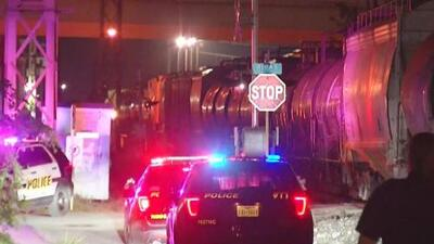 Un hombre es impactado por un tren en San Antonio