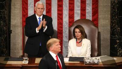 Mentiras, verdades y medias verdades en el discurso de Trump del Estado de la Unión