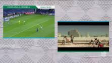 Resumen del partido Cruz Azul vs Puebla