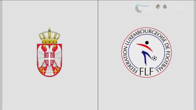 Serbia 3-2 Luxemburgo - Goles y Resumen - Grupo B - Clasificatorio Eurocopa 2020