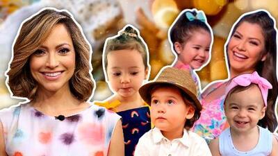 """Con el parto de Ana Patricia, Satcha Pretto descubre """"maravillosas coincidencias"""" en los bebés del show"""