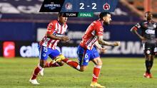 Con un golazo de último minuto, San Luis arrebata triunfo a Xolos