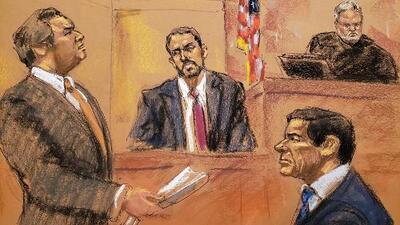¿Quién es el único testigo que presentó la defensa de 'El Chapo'