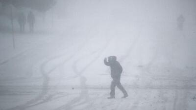 Tormenta invernal cobra la vida de al menos dos personas en el centro de Estados Unidos