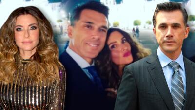 """Issabela Camil reconoce que a su esposo Sergio Mayer lo persigue """"una estrella de polémica"""""""