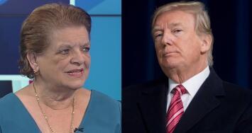 Miriam Ramírez de Ferrer niega que supremacistas blancos apoyen a Trump y reafirma su apoyo por el presidente