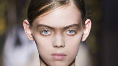 Ella es Mariana Zaragoza, la modelo mexicana de 16 años que está conquistando las pasarelas del mundo