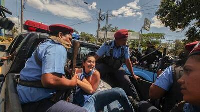 Ortega reprime manifestación solo 24 horas después del acuerdo para fin de la violencia en Nicaragua