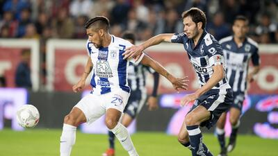 Monterrey vs. Pachuca: horario final Copa MX