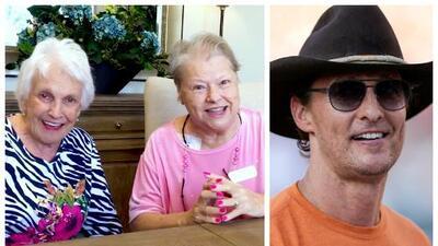 Hogar de ancianos en Round Rock lanza una invitación a Matthew McConaughey a organizar un bingo