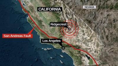 El sismo del 4 de julio es el más fuerte que se ha sentido desde 1999