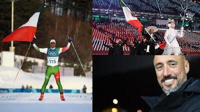 Un mexicano nunca se da por vencido: Germán Madrazo nos llenó de orgullo en Pyeongchang