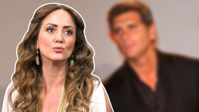 Andrea Legarreta recuerda cuando un galán de telenovelas la rechazó