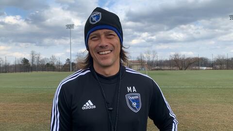 Desde Nueva York, Matías Almeyda responde preguntas de la afición y revela curiosos detalles