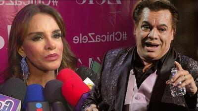 """Lucía Méndez """"tiene dudas"""" sobre la muerte de Juan Gabriel y aquí están sus razones"""