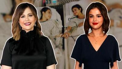 La mamá de Selena Gómez pasó momentos de angustia durante el delicado trasplante de su hija