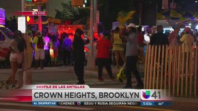 Todo listo en Brooklyn para el Desfile de Las Antillas