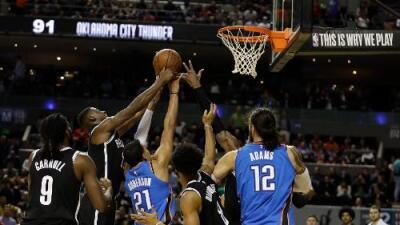 Con 21 puntos de LeVert, Nets sorprenden a Thunder en México